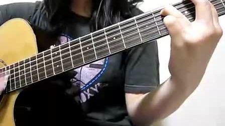 YUI cover Tomorrow's way guitar