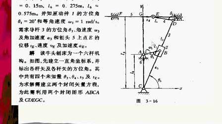 上海交大 机械原理32