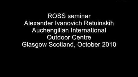 Alexander Retuinskih ROSS System Bayonet Fencing .