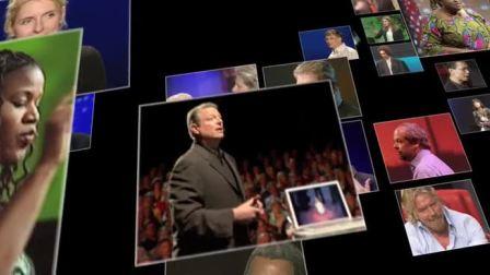 TED,公開資料遍布世界的一年,2010