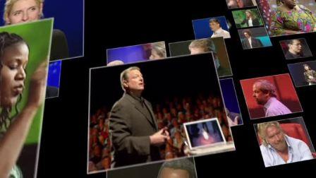 """TED,各式各樣的""""男人專屬空間,2009"""