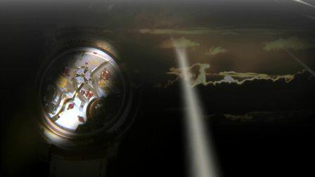 H.MOSER CIE 1826 亨利慕时 万年历腕表视频【2 OCT.2011】