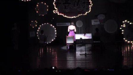 2011广州大学新闻与传播学院&人文学院文艺晚会节目之《女人花》