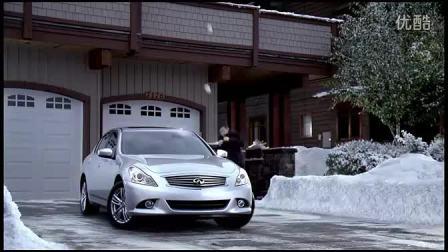 Infiniti英菲尼迪汽车广告