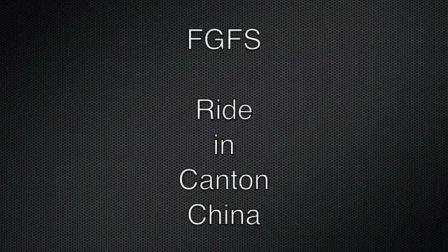 CRIM:动作死飞中国特辑 FGFS in Canton China