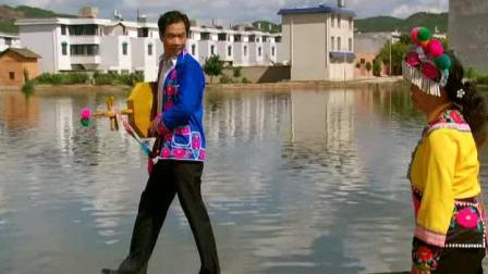 云南省楚雄彝族自治州左脚舞曲之《高山顶上茶花开》