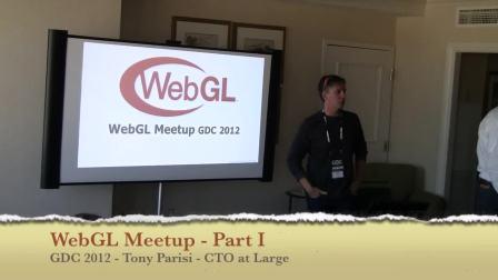 WebGL Meetup Part I