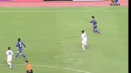 [VDO]泰国3台2012年42周年台庆足球赛--泡泡进球