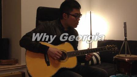 李霖Gary老师吉它弹唱 -《Why Georgia》- John Mayer
