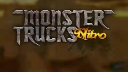 【App堂】Monster Trucks Nitro《怪物大脚车》iPhone iPad 游戏