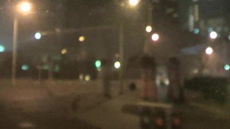 2012年3月17日《凌晨末班车》实拍