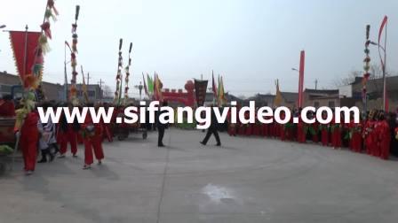 澄城县韦庄镇北棘茨和家锣鼓队