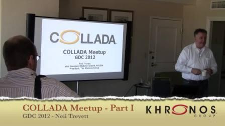 COLLADA Meetup Part I