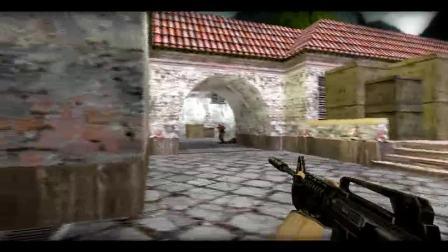 CS HLAE 120 帧 超清 测试 录像 ①