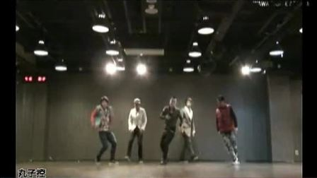 【丸子控】[WAWASCHOOL]BIGBANG - Fantastic Baby 舞蹈教学2