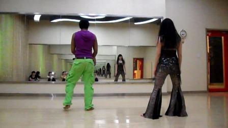 双人宝莱舞