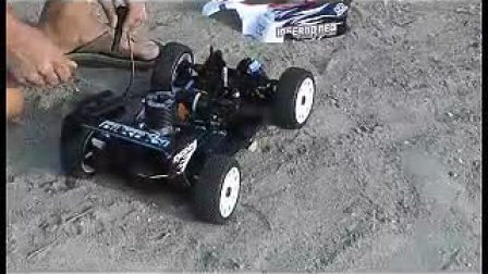 KYOSHO 18 BUGGY 油动越野 inferno neo race
