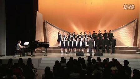 YUI 中文字幕 fight 混声三部合唱