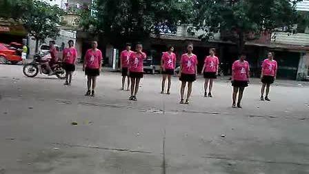 缙云惠州鸭妈妈广场舞32步