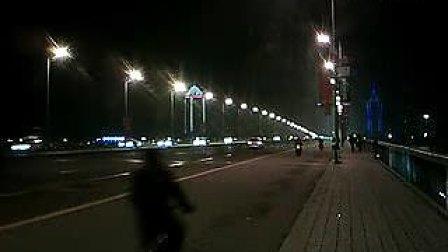太原迎泽大桥夜景