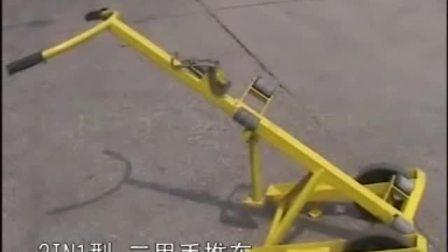 武汉汉利liftomatic 2IN1 2合1手推车 油桶钢桶搬运工具