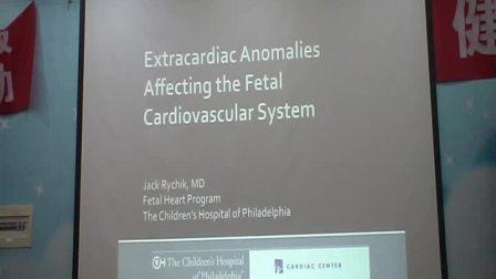 心外畸形对胎儿心血管系统的影响