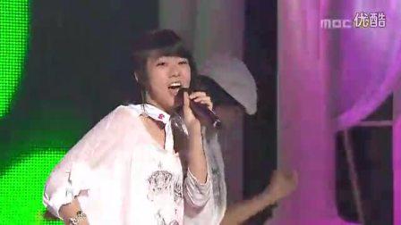 韩国美女组合 现场失误合集   哈哈