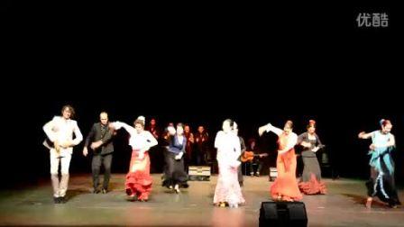 Vega baile por alegrias