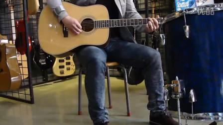 【深圳观澜天音琴行】吉他老师 弹唱演示 枪花乐队 鲍勃迪伦《 敲响天堂之门》