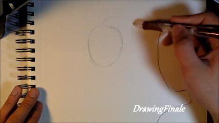 借东西的小人阿莉埃蒂 - 手绘速画作品