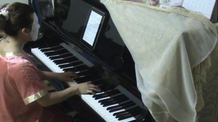 曲婉婷《我的歌声里》钢琴视奏_tan8.com