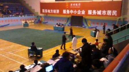 2012郑州市武术运动锦标赛