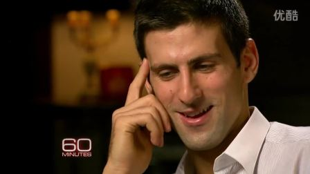Novak Djokovic Interview about ball-bouncing habit