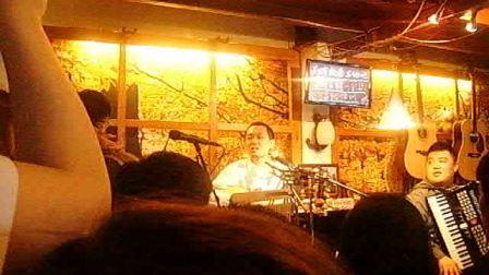 2012.03.24 好妹妹乐队在南锣鼓巷吉他吧《相思赋予谁》