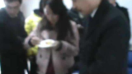 ecake蛋糕在昆山长安4S店的试吃