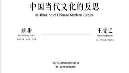 中国当代文学的反思