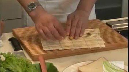 家庭蛋糕制作技术 蛋糕制作方法  三明治制作方法