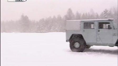 """俄罗斯 嘎斯""""虎""""GAZ Tiger ГАЗ-Тигр 吉普车"""