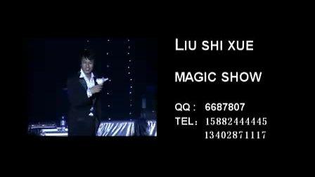刘世学-鸽子魔术表演秀