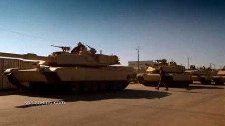 超猛美军M1A2主战坦克宣传片