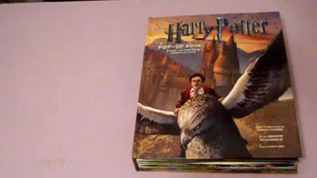 哪里最划算nlzhs.com:Harry Potter Movie Pop Up 哈利波特 立体书