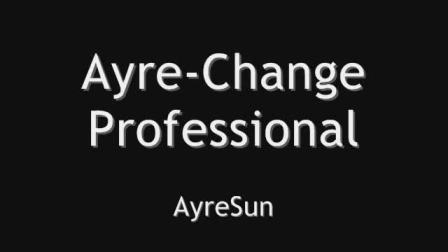 【Ayre魔术缔造】原创魔术教学 ayre change 演示0