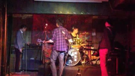 【5Club】3.29北京老式摇滚Los Crasher合肥站 暖场嘉宾 杜冷丁