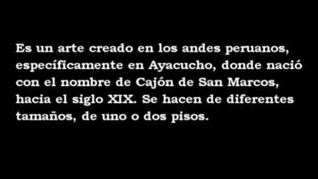 秘鲁民间工艺品——Retablo