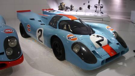 保时捷917冠军车实拍