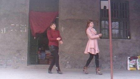 内丘县南赛石头广场歌舞
