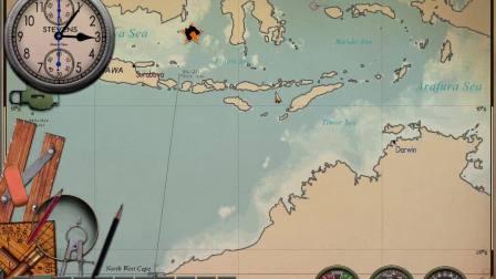 猎潜航4难度100攻击特混舰队