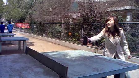 乒乓球视频视频