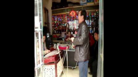 行走天津古文化街之【民间艺术】_大隐隐于市(酷主表示很爱那个扬琴)