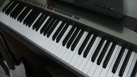 钢琴即兴伴奏教程 流行键盘(五)